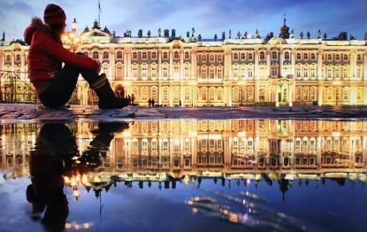 Тур Доступный Петербург
